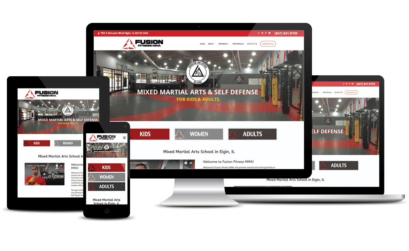 martial arts websites marketing - Martial Arts DM