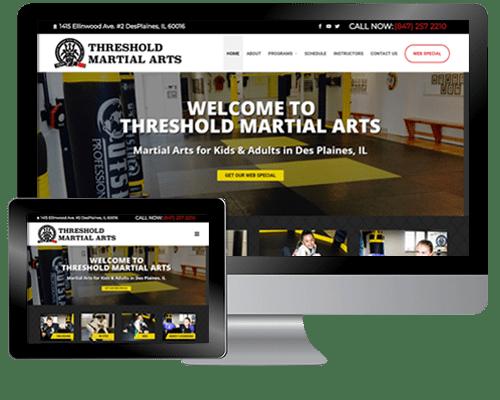 about martial arts dm